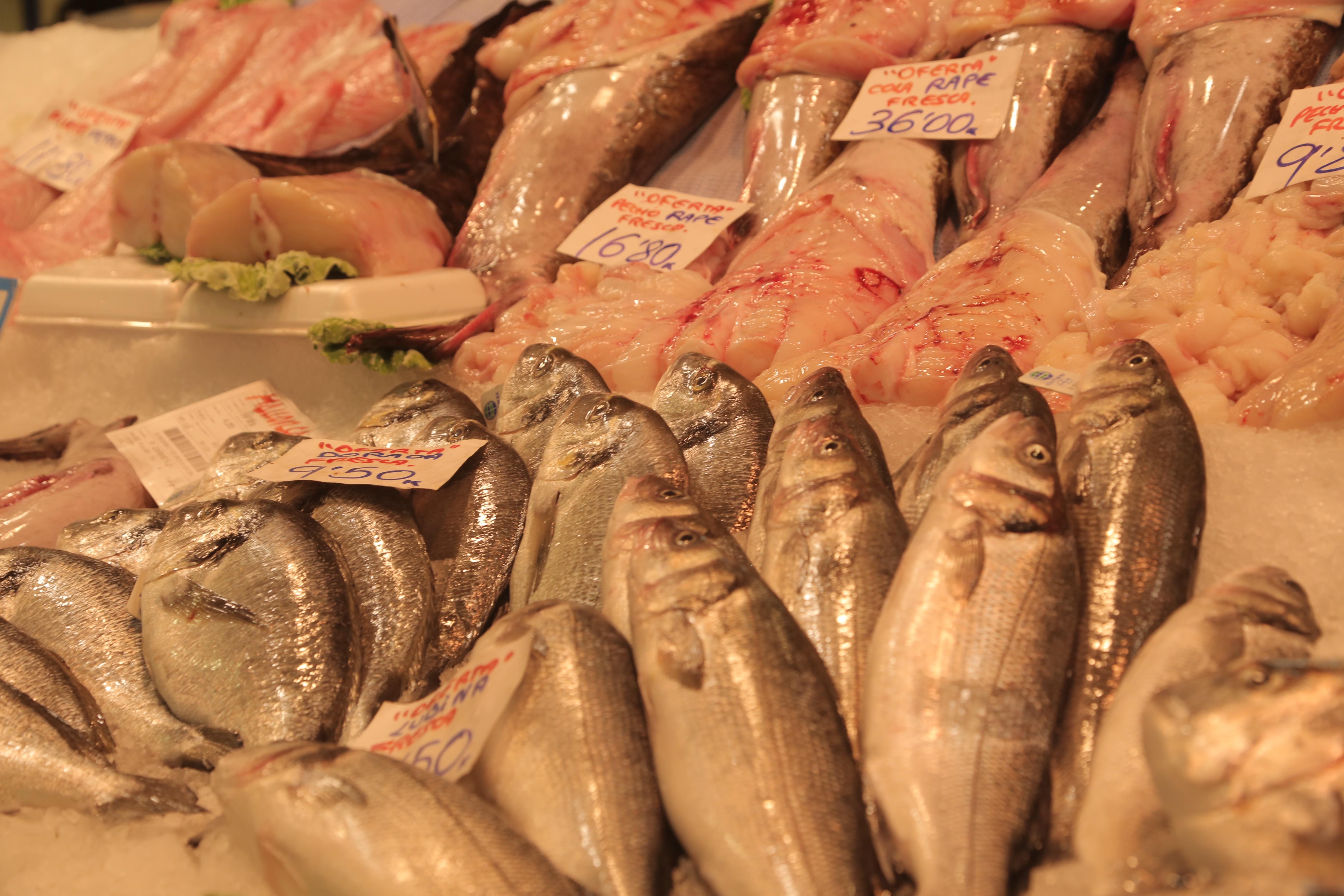 Pescaderías Mercado del Olivar